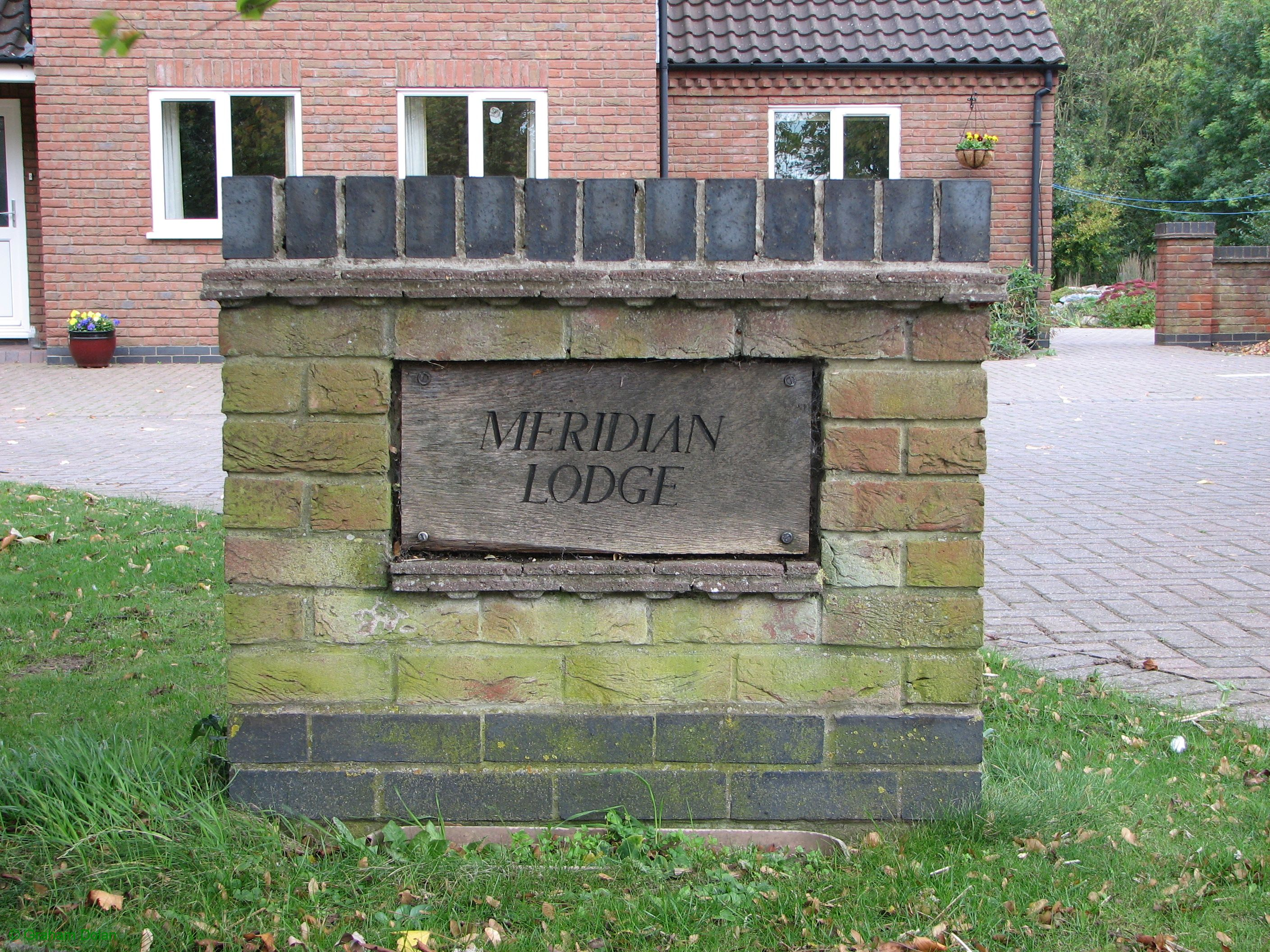 Greenwich Meridian Marker; England; Lincolnshire; East Kirkby